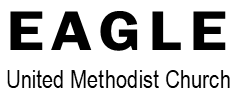 Eagle United Methodist Church Retina Logo